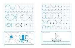 Купить книгу большую книгу дошкольника математика, чтение, письмо, логика 4-6 лет