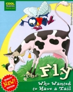 Cool reading. Beginner Level. Муха, которой хотелось иметь хвост. The Fly Who Wanted to Have a Tail. Stories for reading.