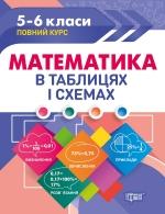 Математика в таблицах и схемах. 5-6 классы